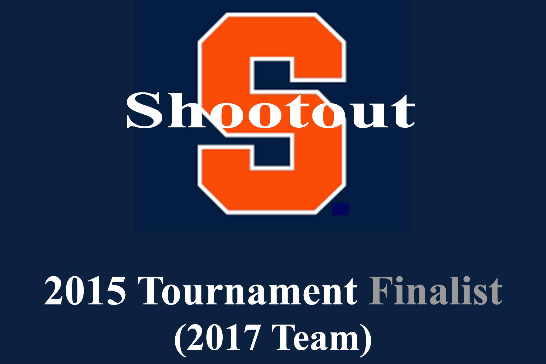 2015 su shootout finalist