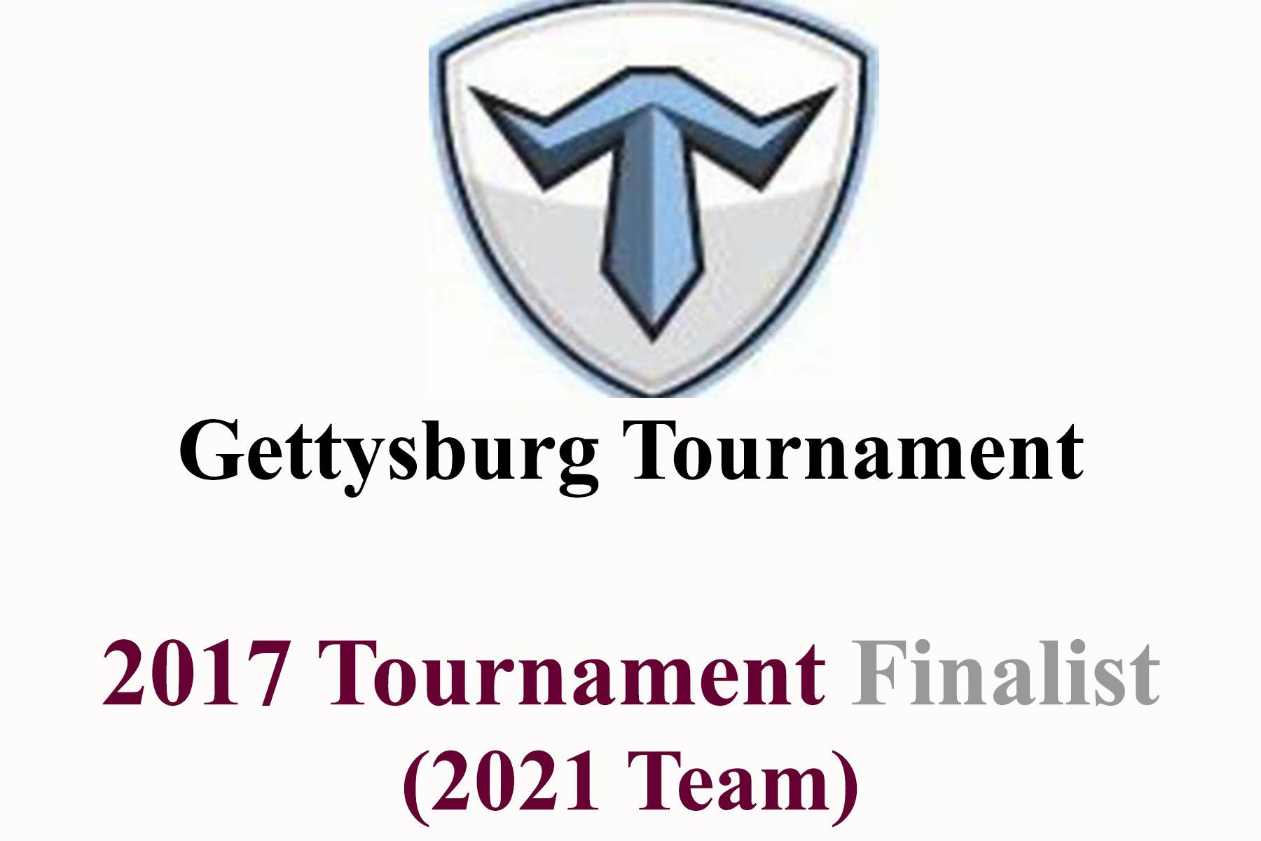 gettysburg 2021