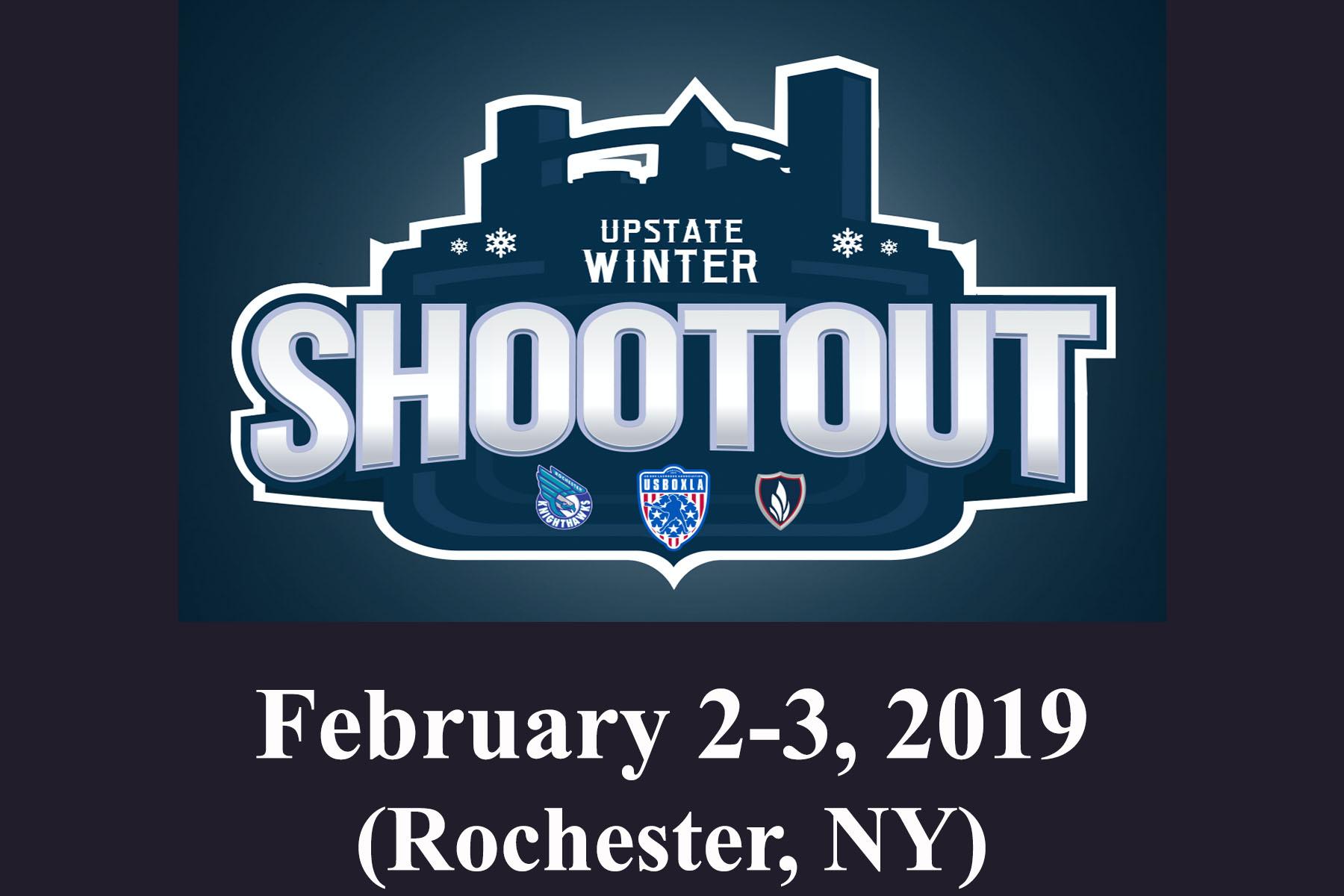 Upstate Winter Shootout
