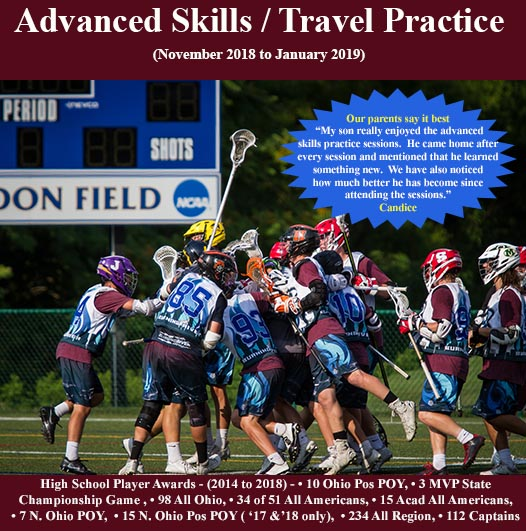 advanced Skills and travel practice