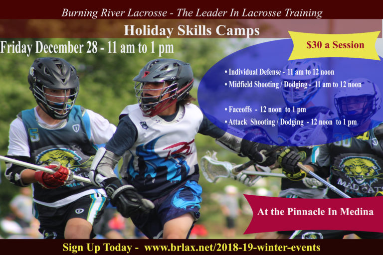 Holiday Skills Sessions