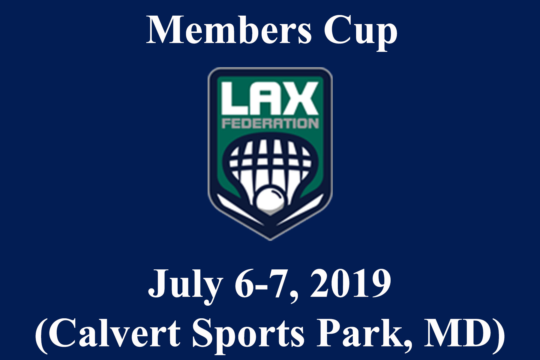 members cup summer Button