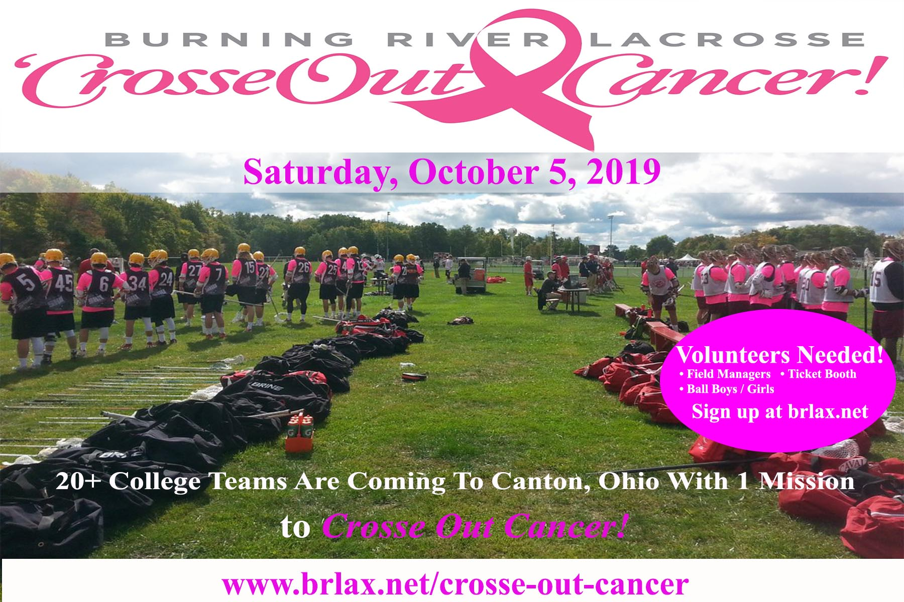 2019 Crosse Out Cancer