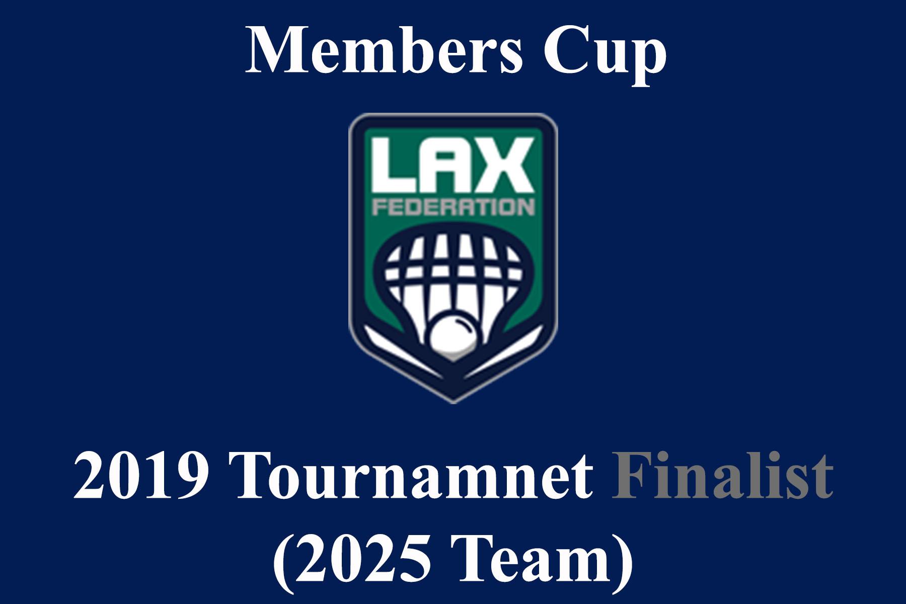 Members Cup 2019 Finalist 2025