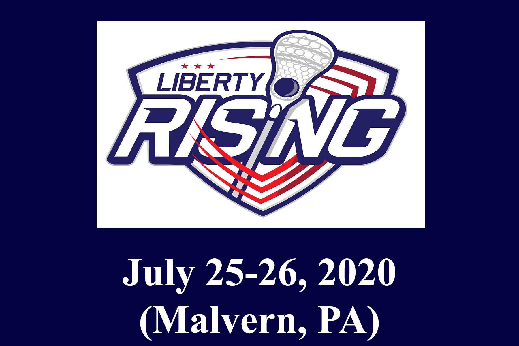 Liberty Rising Summer Button