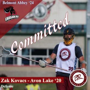 Zak Kovacs Avon Lake 2020 D