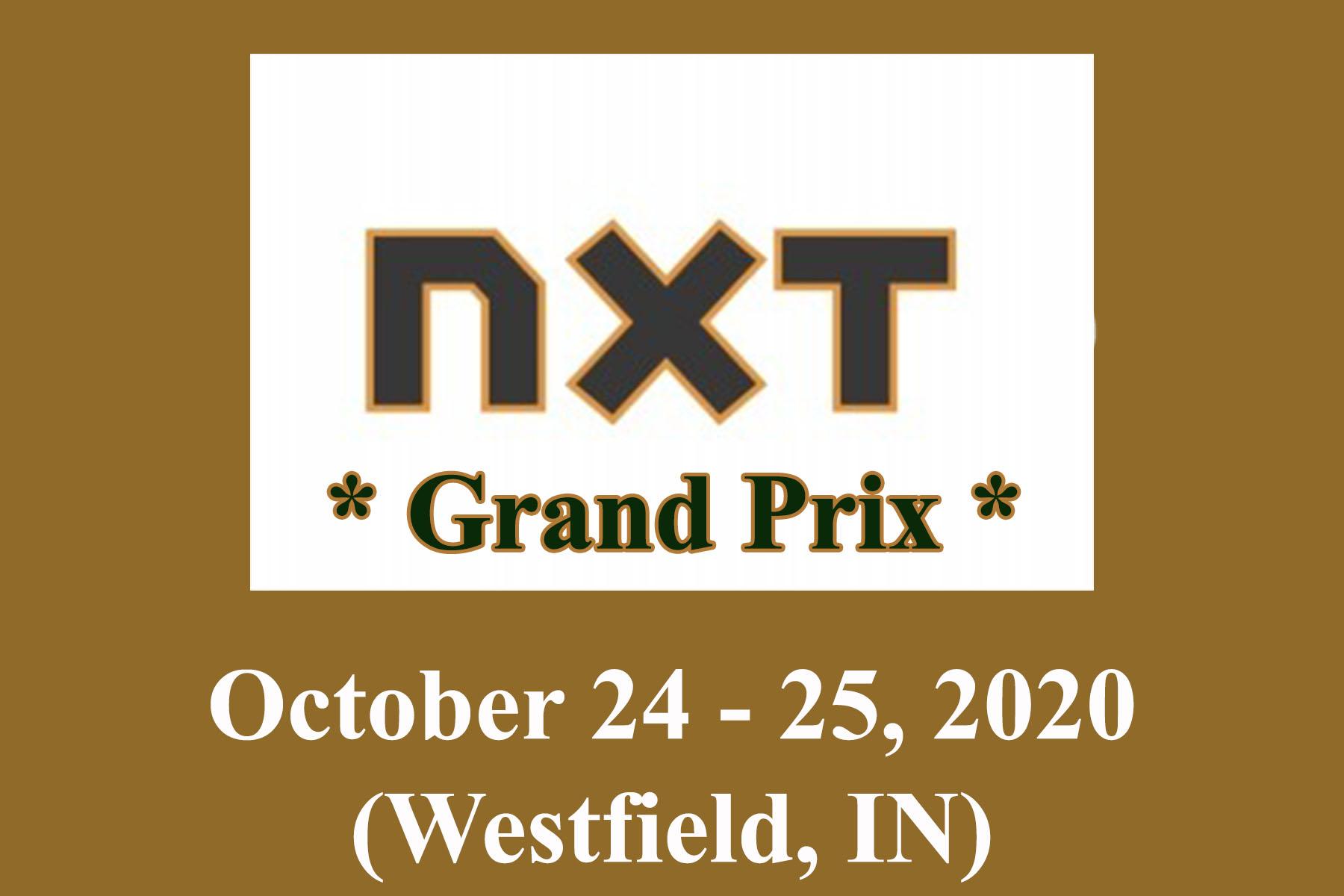 2021 Fall NXT Grand Prix1