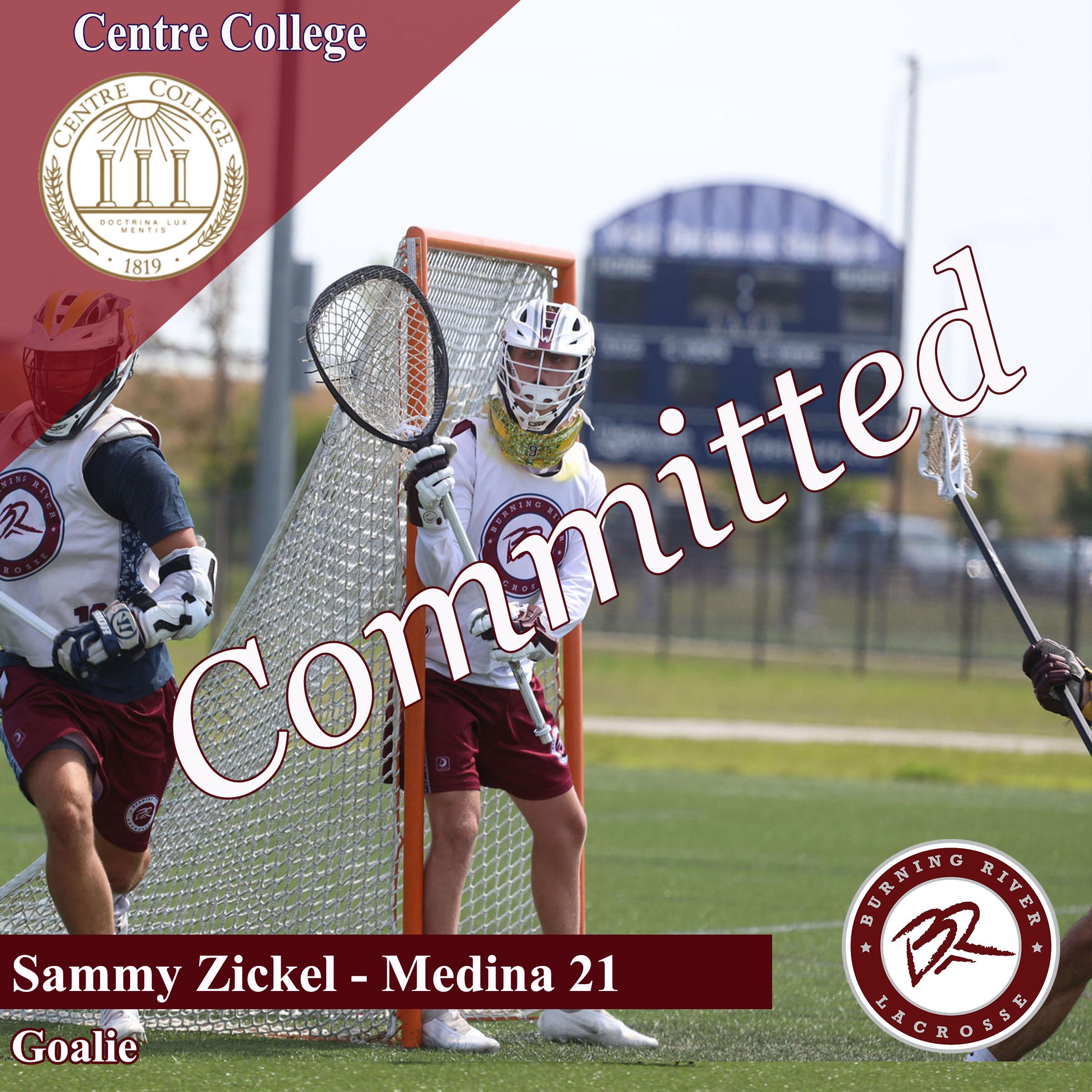 Sammy Zickel