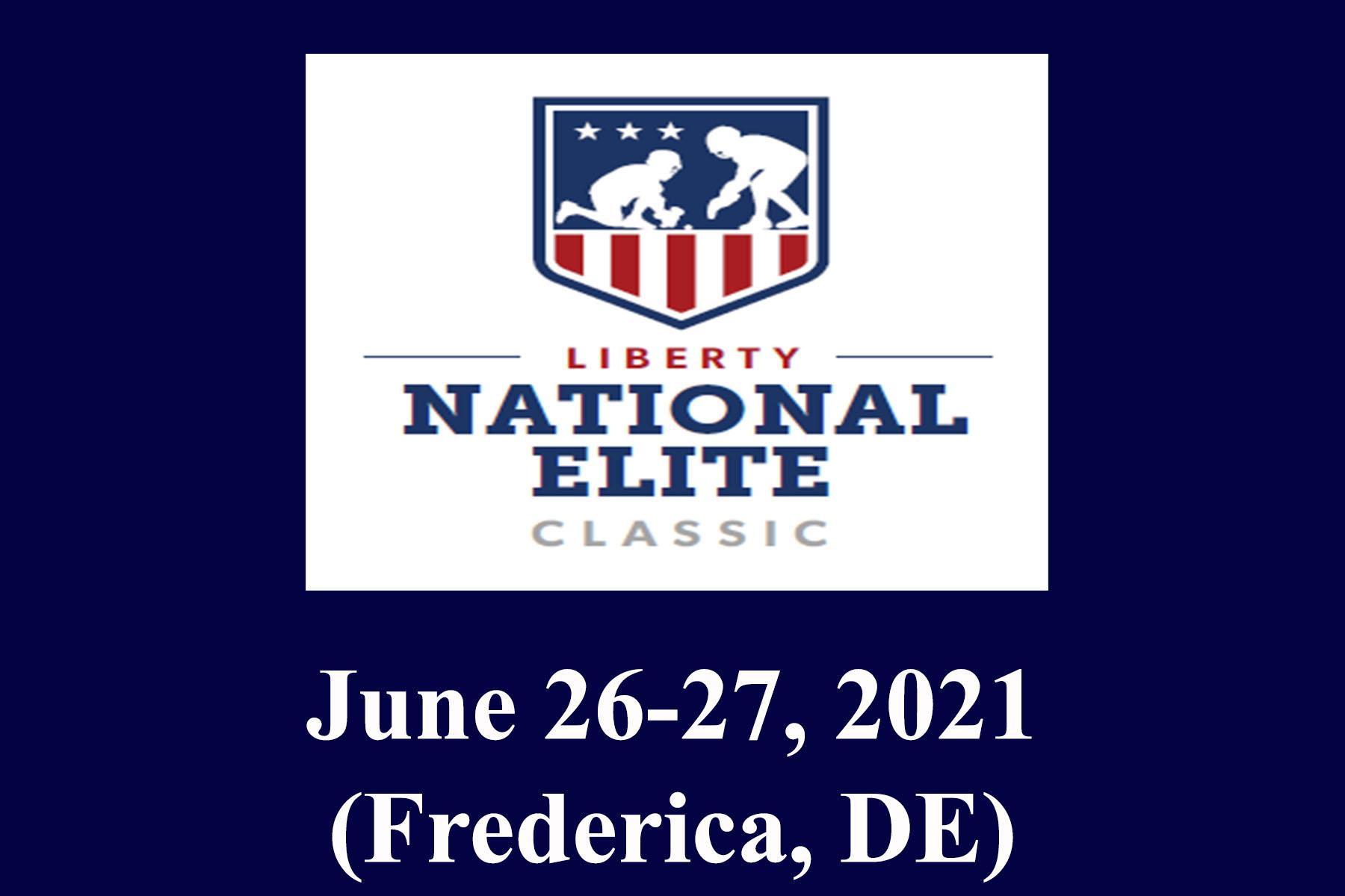 2021 Liberty National Summer Button