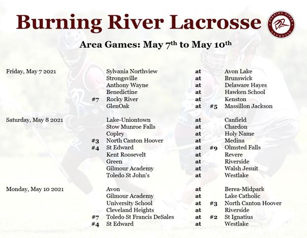 May 7 to May 10
