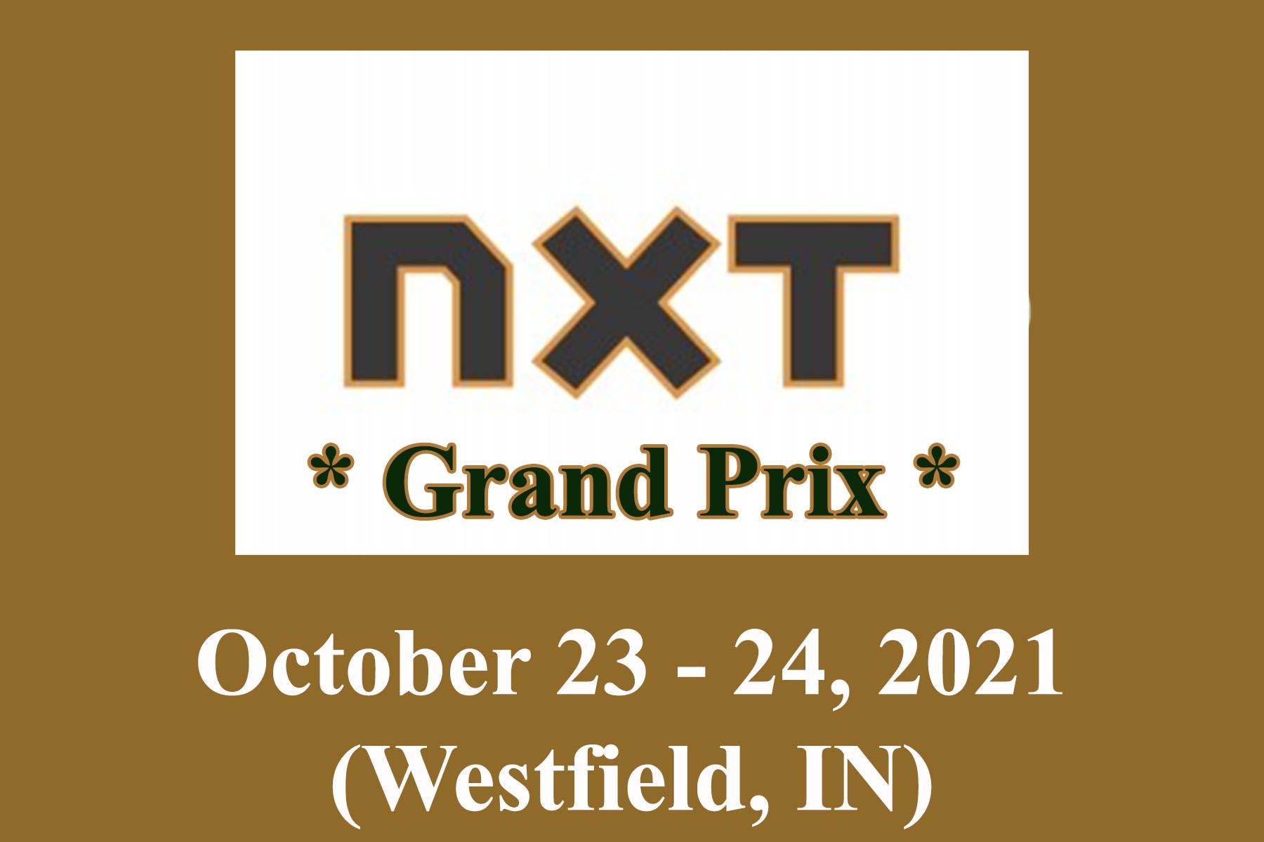 2021 Fall NXT Grand Prix
