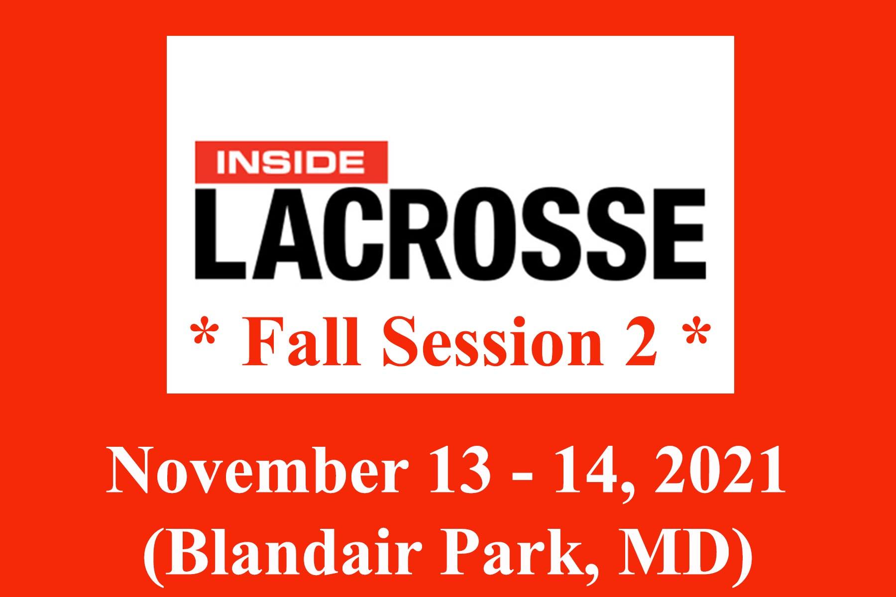 2021 Inside Lacrosse Button (Fall 2)