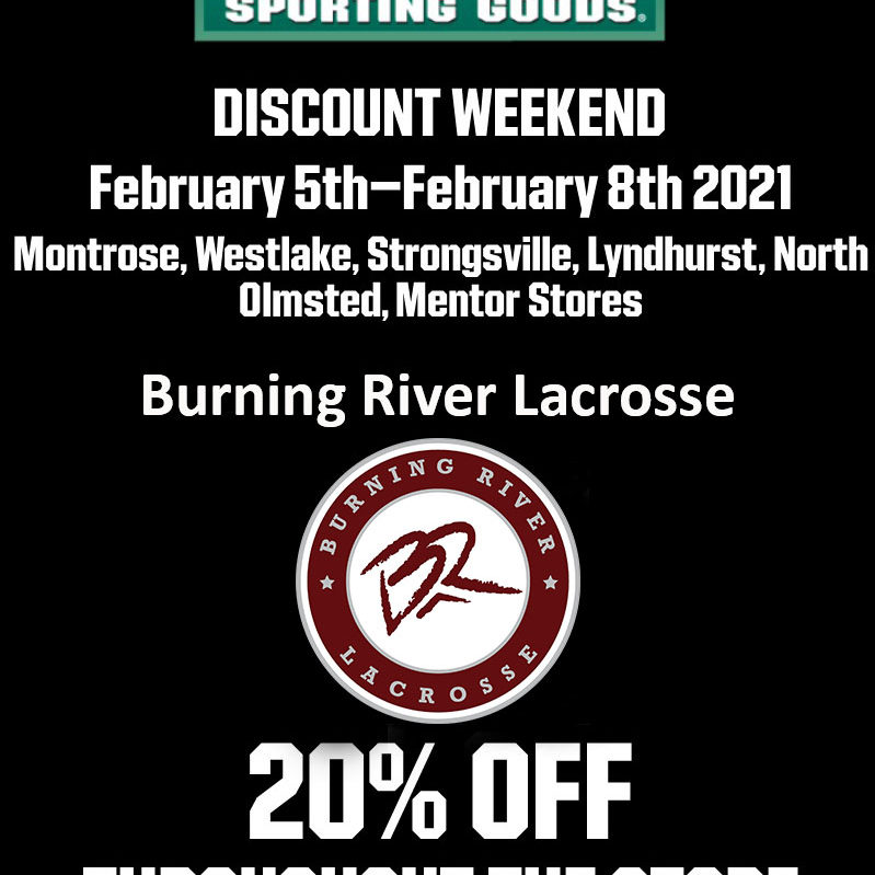 2021 Burning River Lacrosse Shop Day